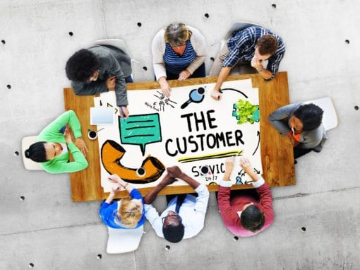 Customer experience was made better by improving customer understanding