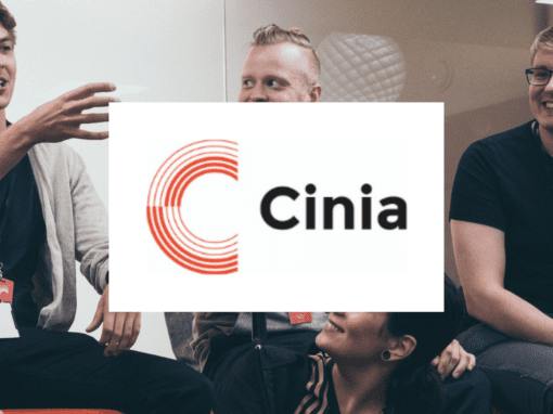 Customer Experience: Cinia has unified its software development with Contribyte